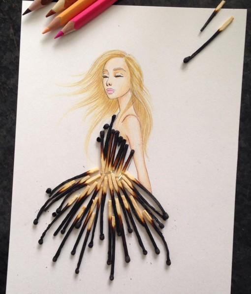 fashion design by Edgar
