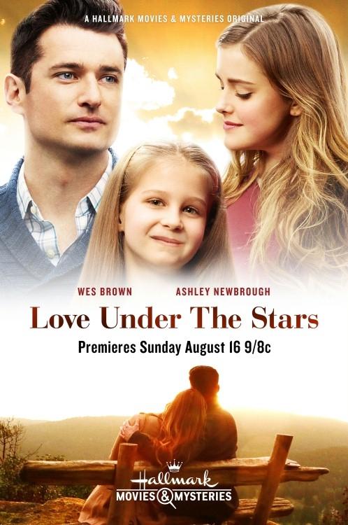 Miłość pod gwiazdami(2015)  Love Under the Stars tudentka Becca spotyka na swej drodze małą Emily, która niedawno straciła matkę. Wzruszona jej losem dziewczyna angażuje się w pomoc. Między nią a ojcem Emily niespodziewanie rodzi się uczucie.