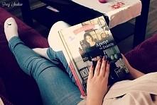 Recenzja książki Apetyt na Francję. Kliknij w zdjęcie.