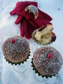 Pączki jak mini muffinki