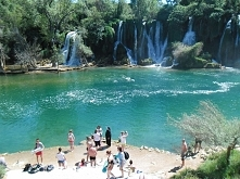 Wodospady Kravica 2015