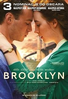 Brooklyn (2015) Lata 50. XX wieku. Eilis Lacey, młoda dziewczyna z Irlandii, opuszcza rodzinny kraj i wyrusza do Ameryki, by szukać szczęścia w Nowym Jorku. Początkowa tęsknota ...