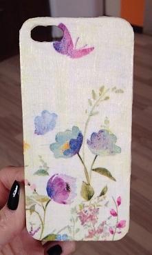 Kwiaty- iPhone 5/ 5s