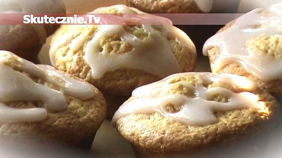 Przepyszne muffinki o lekko orzechowym smaku :)