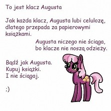 Bądz ja Augusta ! :)