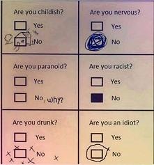 Ankieta pewnego studenta :D