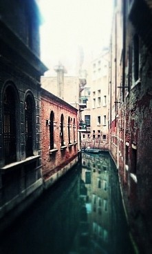 Wenecja...