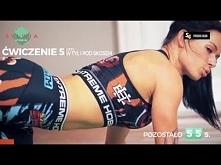 Sylwia Szostak - Trening pośladków