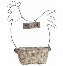 Osłonka wiklinowa kura
