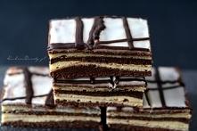 Sękacz waniliowo-czekoaldowy