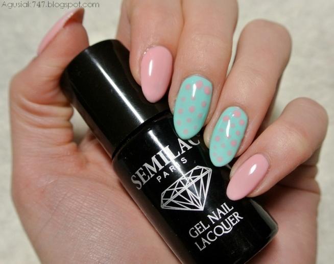 Ooo jaki cudny manicure <3