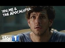 """""""You Me & The Apocalypse"""" Pomysł na serial jest prosty - oto ludzkość dowiaduje się, że do Ziemi zbliża się olbrzymia kometa, która uderzy za nieco ponad miesiąc, ..."""