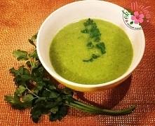 Fit Zupa krem brokułowa :)