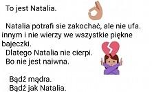 bądź jak Natalia :)