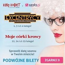 Podwójna wejściówka dla Ciebie! Kliknij w zdjęcie i weź udział w konkursie! :) Bilety do 37 kin!