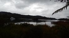 mrocze jezioro :D