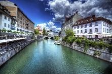 Słowenia, Lublana