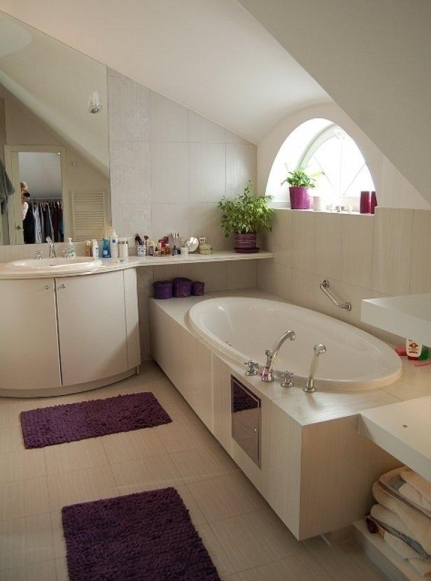 łazienka na okrągło
