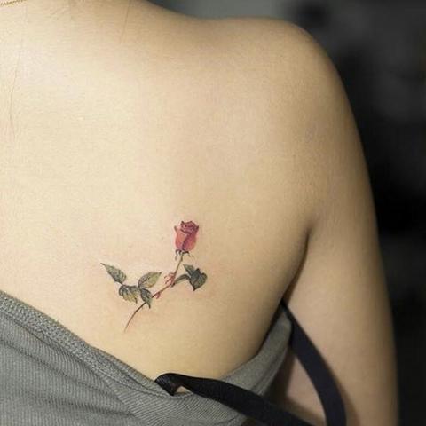 Zdjęcia Małe Tatuaże Na Piękne 3 Zszywkapl
