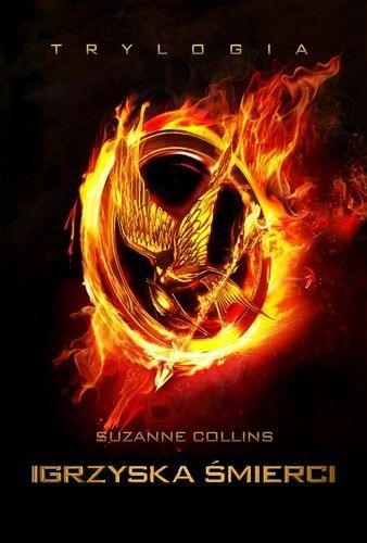 """""""Igrzyska Śmierci"""" (seria) Suzanne Collins """"Igrzyska śmierci"""", pierwszy tom bestsellerowej trylogii Suzanne Collins, trafia do kin! To opowieść o świecie Panem rządzonym przez okrutne władze, w którym co roku dwójka nastolatków z każdego z dwunastu dystryktów wyrusza na Głodowe Igrzyska, by stoczyć walkę na śmierć i życie. Bohaterką, a jednocześnie narratorką książki jest szesnastoletnia Katniss Everdeen, która mieszka z matką i młodszą siostrą w jednym z najbiedniejszych dystryktów nowego państwa. Katniss po śmierci ojca jest głową rodziny – musi troszczyć się, by zapewnić byt młodszej siostrze i chorej matce, a już to zasługuje na miano prawdziwej walki o przetrwanie..."""