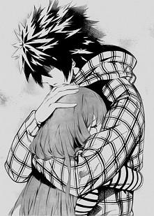 dobrze jest mieć się do kogo przytulić.