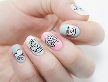 Słodziaki ♥  zszywka. pl/u/Daisy_5/zimowy-manicure-2592004. html