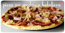 pizza w zdrowej wersji? to możliwe! bez grama mąki. kliknij w zdjęcie aby zobaczyć przepis!