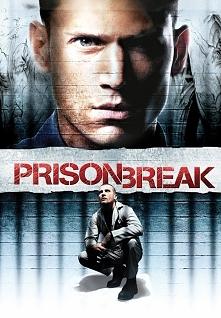 Prison Break (Skazany na Śmierć) Świetny serial, jeden z najlepszych jakie og...