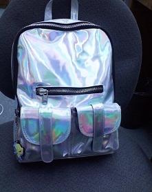 Holograficzny plecak