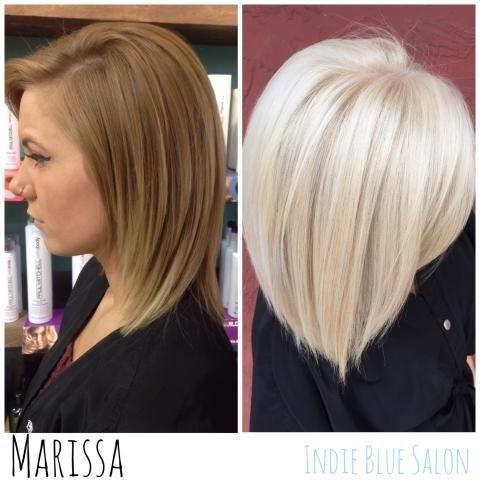 Najmodniejsze Odcienie Włos 243 W Platynowy Blond Gt Fryzury