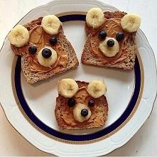 Kanapki idealne na śniadani...