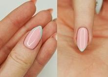 bardzo ciekawy efekt, jak dla mnie genialne połączenie kolorów, piękny kształt paznokcia :) te dwa kolory jak dla mnie świetnie współgrają :)