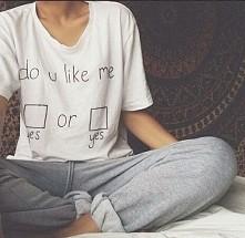 T-shirt/ like me ?
