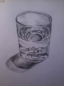 Glass of water. Itamiis~
