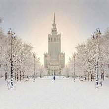Warszawa... piękne ☺