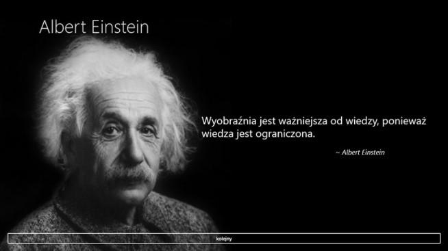 albert einstein cytaty Albert Einstein  albert einstein cytaty
