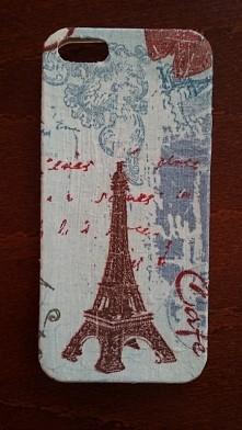 Paris decoupage- iPhone 5/ 5s