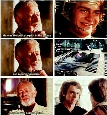 He was a good friend.