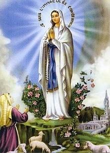 """""""Jedno tylko Zdrowaś Maryjo dobrze powiedziane wstrząsa całym piekłem.&q..."""