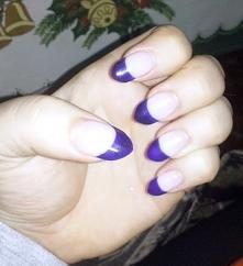 Niebieski french :)