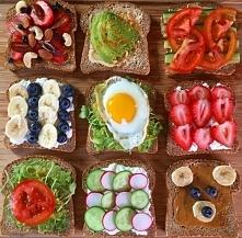 Pyszne i zdrowe kanapeczki :D