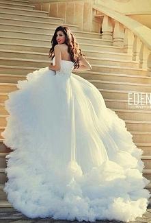 suknia ślubna jak chmurka *.*