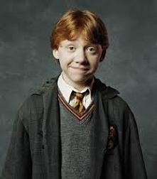 Ron... Dla mnie jest postac...