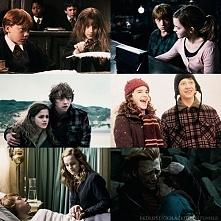 Co myślicie o tej parze? Jest nawet fajna, chociaż Hermiona bardziej pasowałaby do Draco lub Harry'ego ^.~