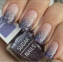 Kolejne, tym razem można z takim manicurem na bal karnawałowy jak i do znajomych na domówkę karnawałową :)