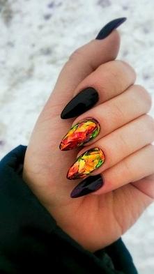 Glass nails, czyli szklane ...