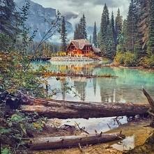 Emereld  Lake ,  Canada