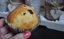 Muffiny pomarańczowe z gorzką czekoladą