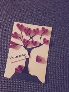 Walentynka diy :-)