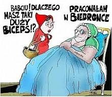 Długie lata spędzone w Biedronce